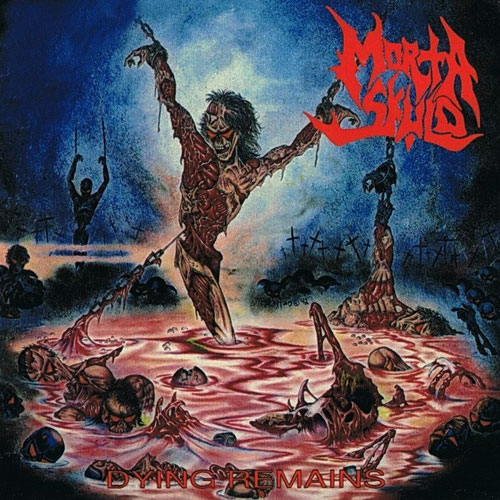 MORTA SKULD - DYING REMAINS CD