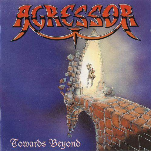 AGRESSOR - TOWARDS BEYOND CD