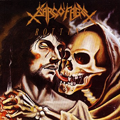 SARCOFAGO - ROTTING CD
