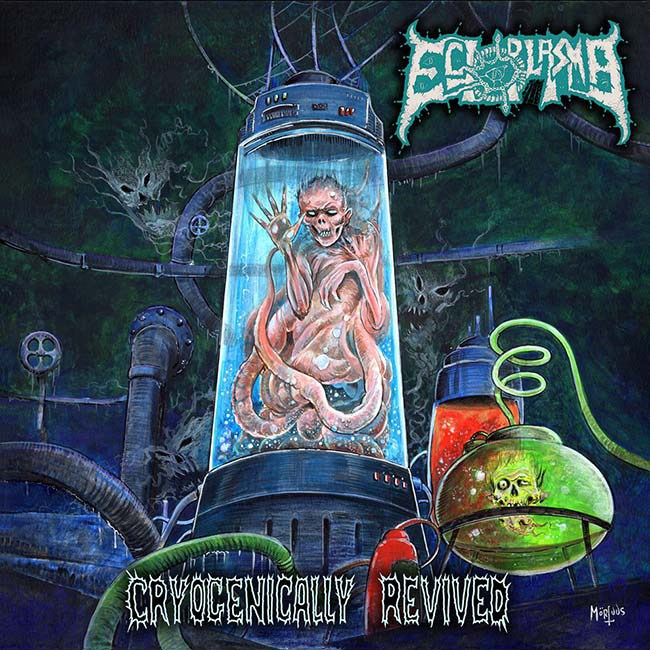 ECTOPLASMA - CRYOGENICALLY REVIVED CD