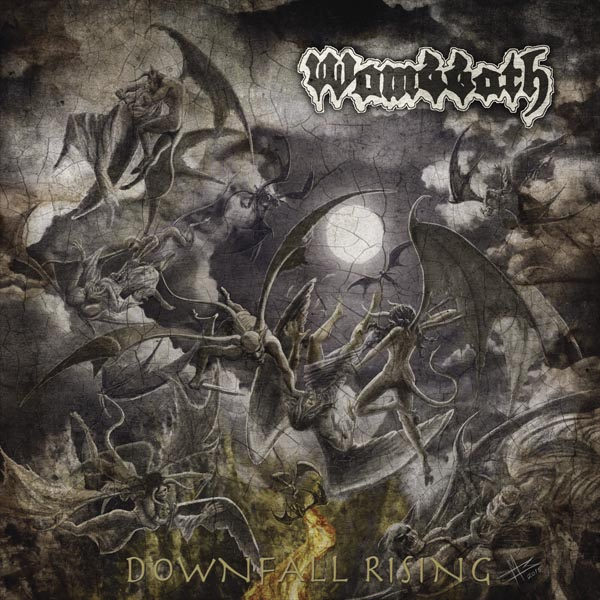 WOMBBATH - DOWNFALL RISING CD