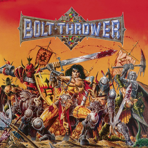BOLT-THROWER - WAR MASTER CD