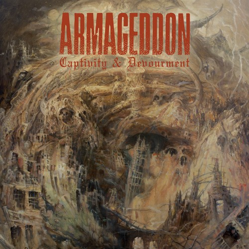 ARMAGEDDON - CAPTIVITY & DEVOURMENT CD