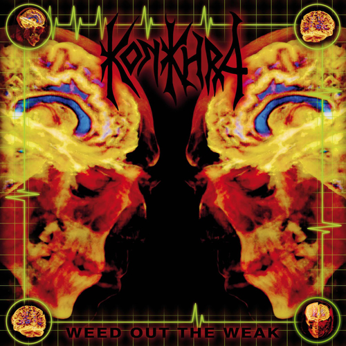 KONKHRA - WEED OUT THE WEAK CD (Digipack Format)