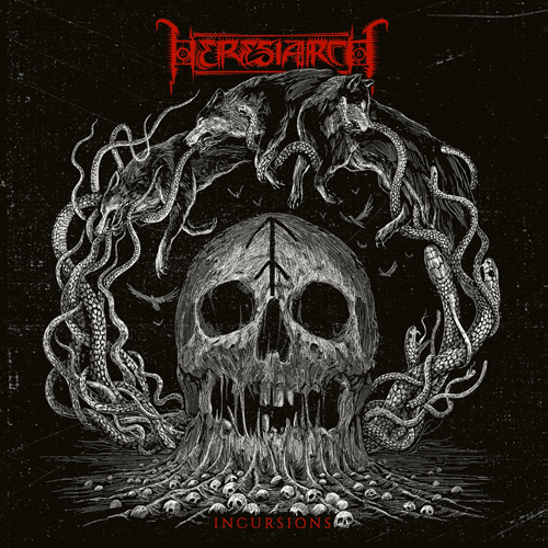 HERESIARCH - INCURSIONS CD