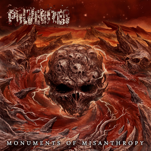 PULVERIZED - MONUMENTS OF MISANTHROPY CD