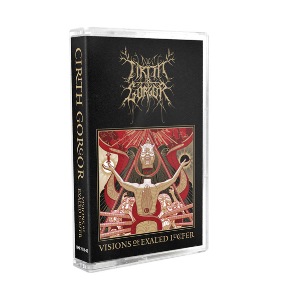 CIRITH GORGOR - VISIONS OF EXALTED LUCIFER (CASSETTE)