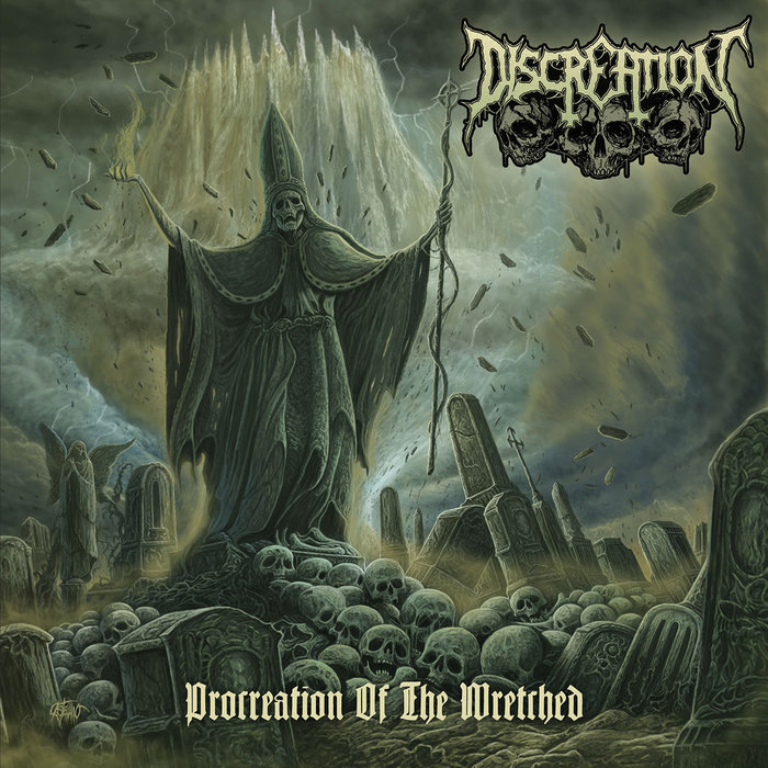 DISCREATION - PROCREATION OF THE WRETCHED CD