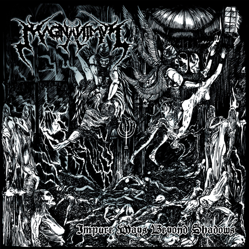 MAGNANIMUS - IMPURE WAYS BEYOND SHADOWS CD