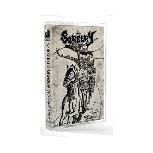 SORCERY - UNHOLY CRUSADE (CASSETTE)