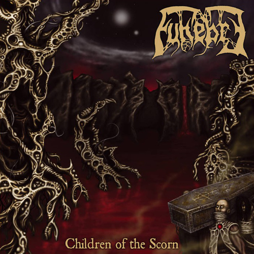FUNEBRE - CHILDREN OF THE SCORN CD