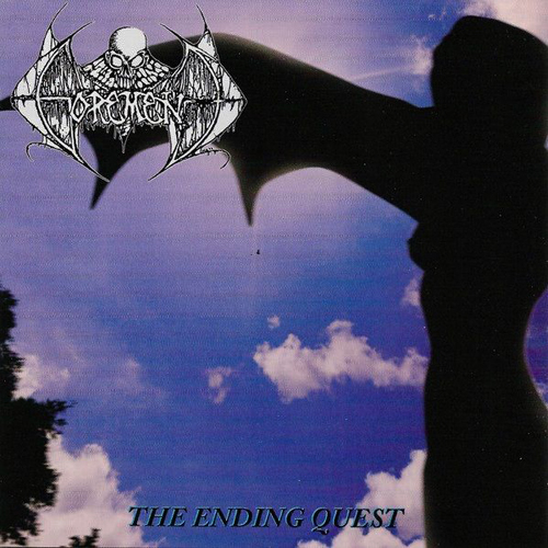 GOREMENT - THE ENDING QUEST CD