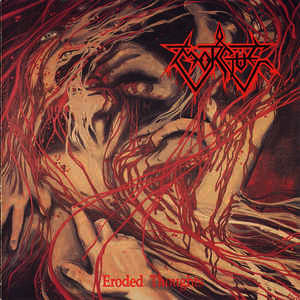 MORGUE - ERODED THOUGHTS CD