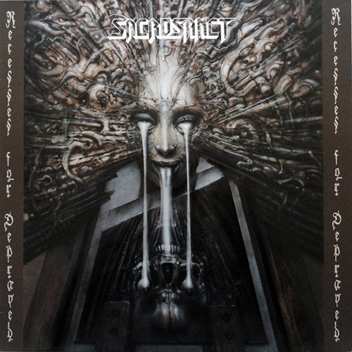 SACROSANCT - RECESSES FOR THE DEPRAVED CD