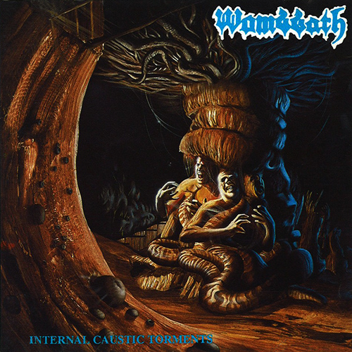 WOMBBATH - INTERNAL CAUSTIC TORMENTS CD