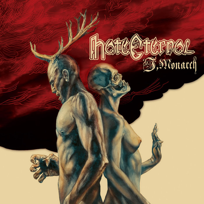 HATE ETERNAL - I MONARCH CD