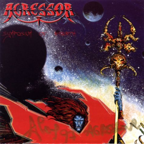 AGRESSOR - SYMPOSIUM OF REBIRTH CD