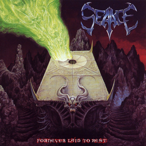 SEANCE - FORNEVER LAID TO REST CD