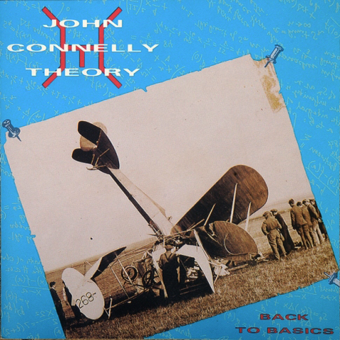 JOHN CONNELLY THEORY - BACK TO BASICS CD (OOP/RARE)