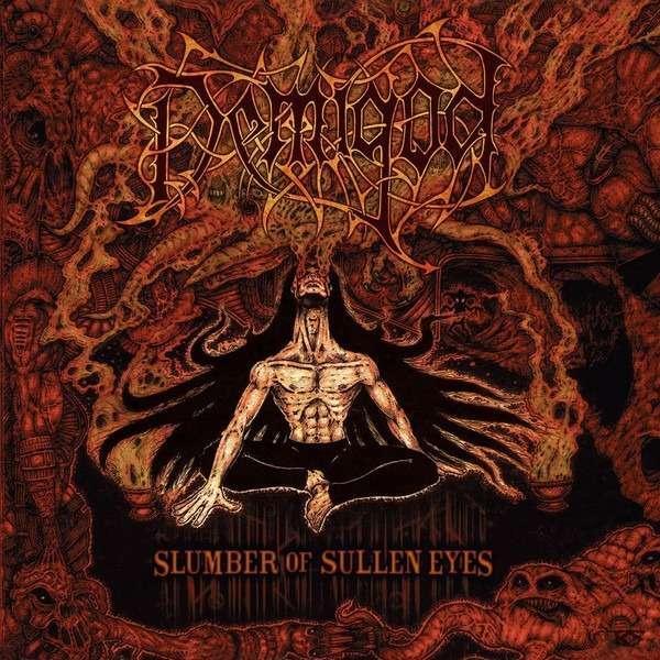 DEMIGOD - SLUMBER SULLEN EYES CD