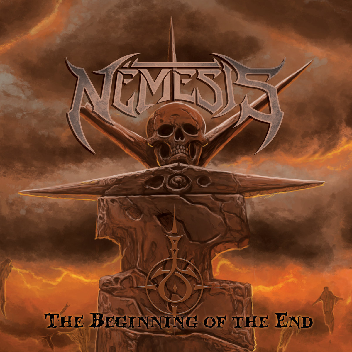 NEMESIS - THE BEGINNING OF THE END MCD