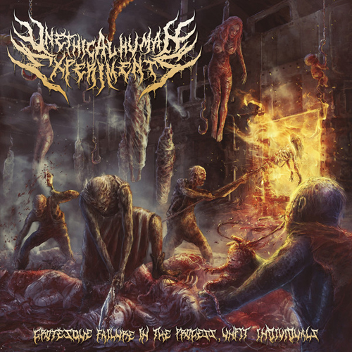 UNETHICAL HUMAN EXPERIMENTS - GROTESQUE FAILURE IN THE PROCESS...CD