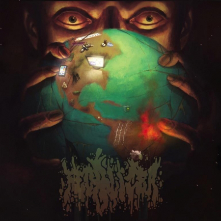 FECALIZER - THE PLANET OF 7 BILLION ZOMBIES CD