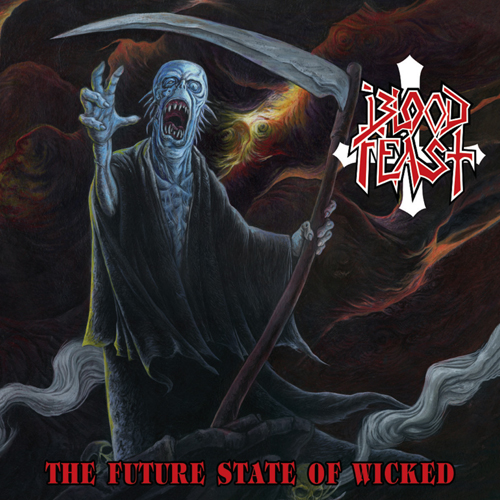 BLOOD FEAST - THE FUTURE STATE OF WICKED CD