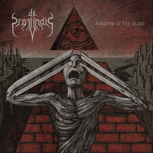 DE PROFUNDIS - KINGDOM OF THE BLIND CD