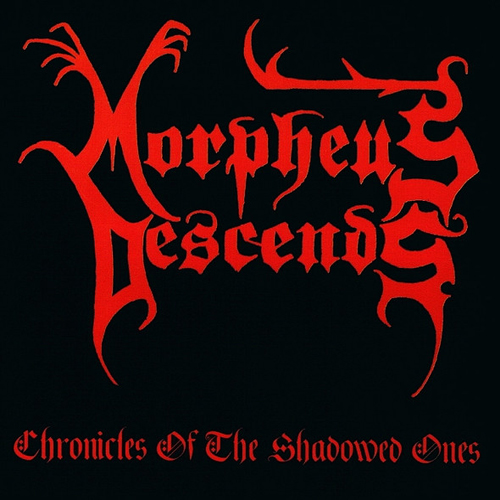 MOPHEUS DESCENDS - CHRONICLES OF THE SHADOWED ONES CD