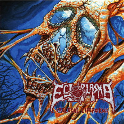 ECTOPLASMA - SKELETAL LIFEFORMS CD