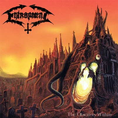 ENTRAPMENT - THE OBSCURITY WITHIN CD